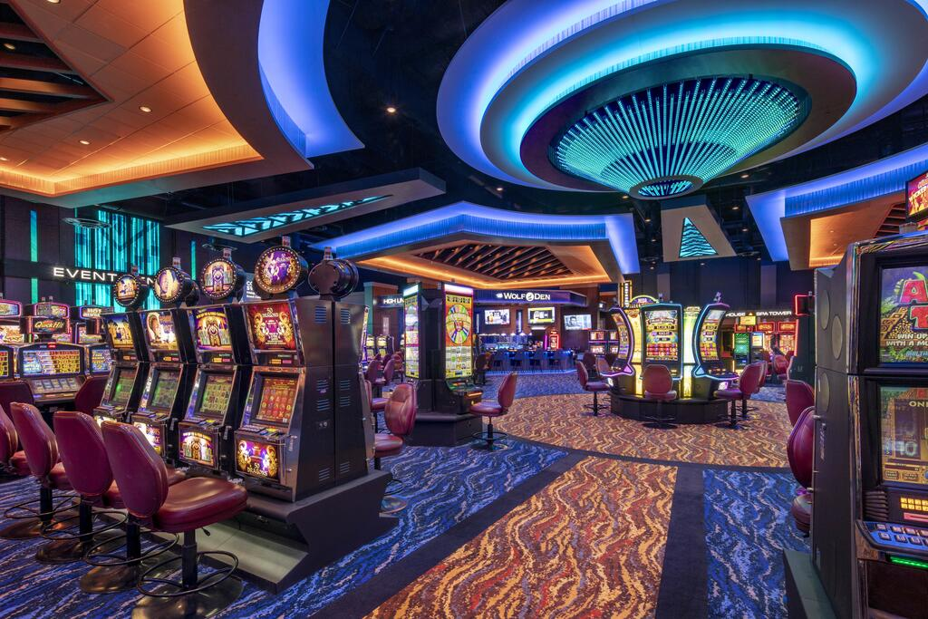 Little Identified Facts About Casino